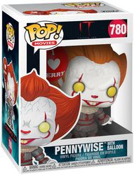 Chapter 2 - Pennywise with Balloon Vinyl Figure 780 (figuuri)