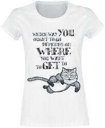 Cheshire Cat - Which Way