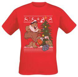 The Flintstones Christmas Fair Isle