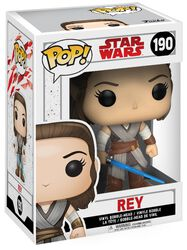 Episode 8 - The Last Jedi - Rey Vinyl Bobble-Head 190 (figuuri)