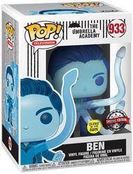 Ben (GITD) Vinyl Figure 933 (figuuri)