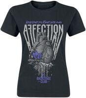 BSC naisten T-paita - 01/2021