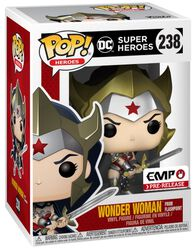 Wonder Woman (Flashpoint) Vinyl Figure 238 (figuuri)