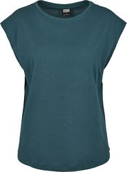 Ladies Basic Shaped Tee
