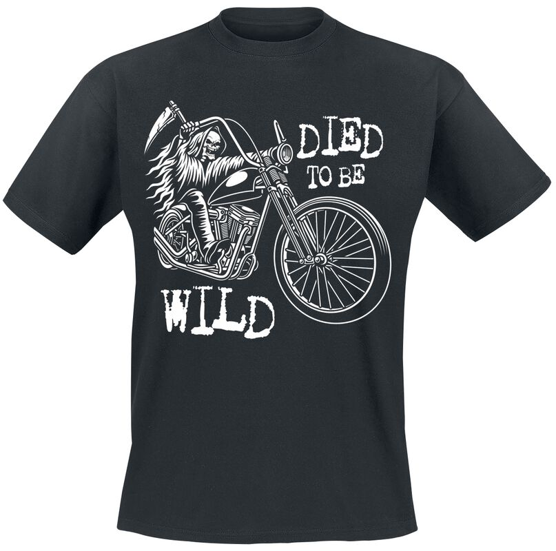 Died To Be Wild