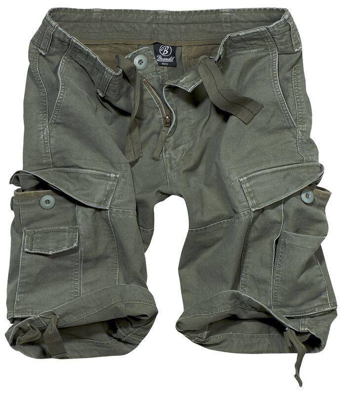 Vintage Shorts reisitaskushortsit
