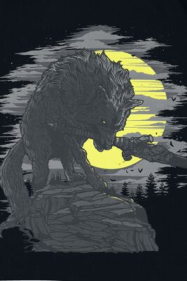Great Grey Wolf