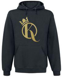 Crown Hoodie Gold