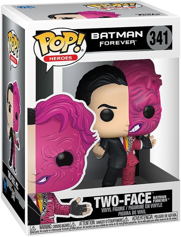 Batman Forever - Two-Face Vinyl Figure 341 (figuuri)