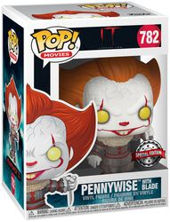 Chapter 2 - Pennywise with Blade 782 (figuuri)