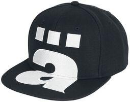This is ä Cap - Snapback Cap