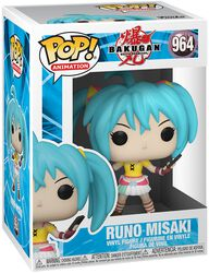 Runo Misaki Vinyl Figure 964 (figuuri)