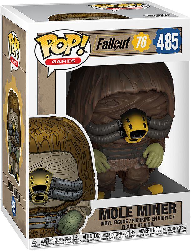 76 - Mole Miner Vinyl Figure 485 (figuuri)