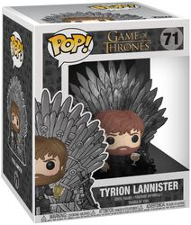 Tyrion Lannister Iron Throne (POP Deluxe) Vinyl Figure 71 (figuuri)