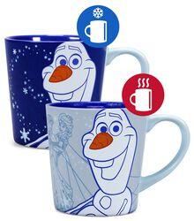 Olaf - lämpöön reagoiva muki