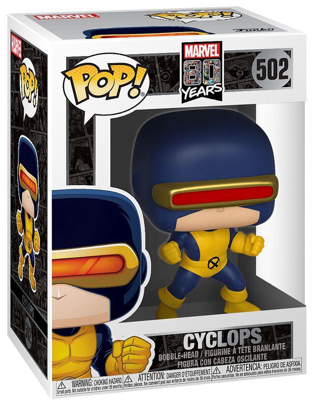80th - Cyclops Vinyl Figure 502 (figuuri)