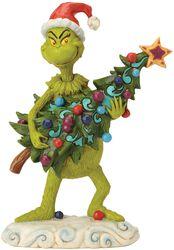 Grinch Stealing Christmas Tree (figuuri)