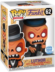 Fantastik Plastik Luthor (Funko Shop Europe) Vinyl Figure 62 (figuuri)