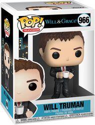 Will Truman Vinyl Figure 966 (figuuri)