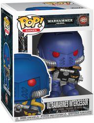 Warhammer 40,000 Ultramarines Intercessor Vinyl Figure 499 (figuuri)