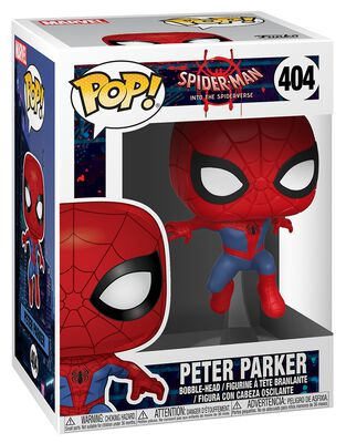 A New Universe - Peter Parker Vinyl Figure 404 (figuuri)