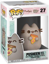 Pusheen with Pizza Vinyl Figure 27 (figuuri)