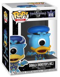 3 Donald (Monsters Inc.) Vinyl Figure 410 (figuuri)