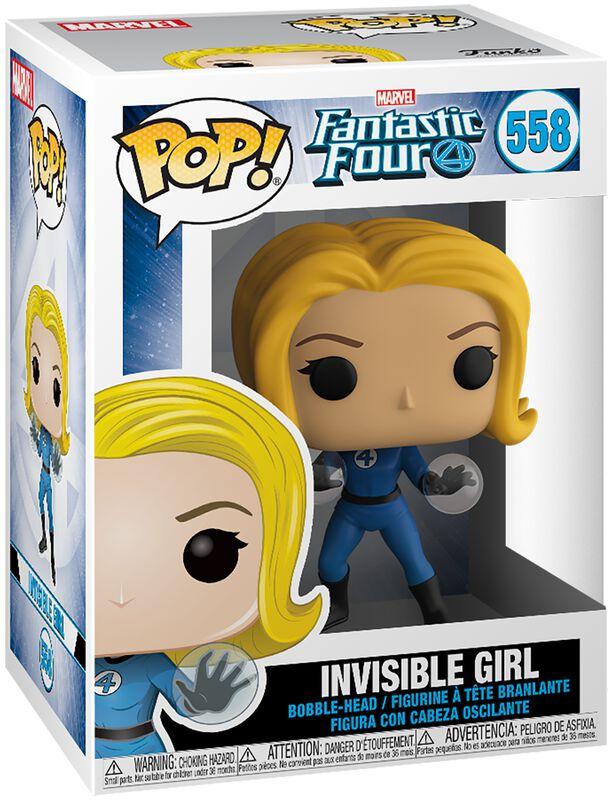 Invisible Girl Vinyl Figure 558 (figuuri)