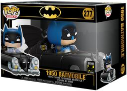 80th - 1950 Batmobile POP Ride Vinyl Figure 277 (figuuri)