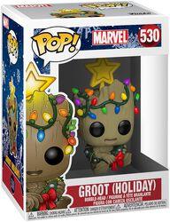 Groot (Holiday) Vinyl Figure 530 (figuuri)