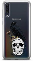 Knifed Skull Raven - Samsung