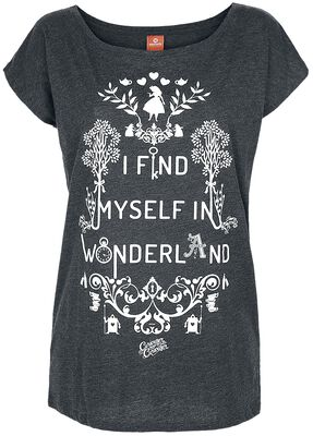 I Find Myself In Wonderland