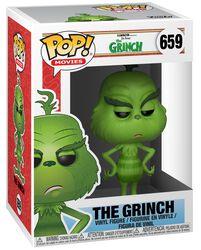 The Grinch Vinyl Figure 659 (figuuri)