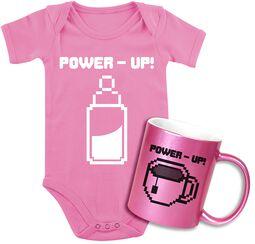 Power Up! vauvabody + muki