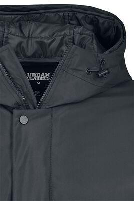 Hooded Long Jacket talvitakki