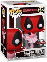 30th Anniversary - Ballerina Deadpool Vinyl Figure 782 (figuuri)