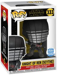 Episode 9 - The Rise of Skywalker - Knight of Ren (Scythe) (Funko Shop Europe) Vinyl Figure 333 (figuuri)