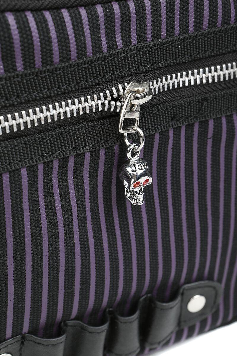 Osta Käsilaukku : Osta purple punk rock k?silaukku netist?
