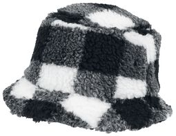 Sherpa Check Bucket Hatt hellehattu