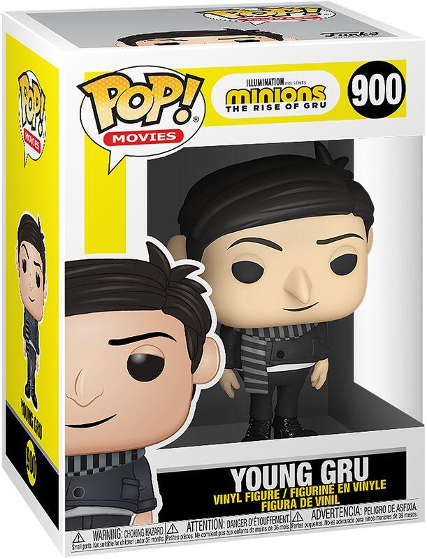 2 - Young Gru Vinyl Figure 900 (figuuri)