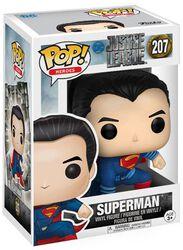 Superman (Landing Pose) Vinyl Figure 207 (figuuri)