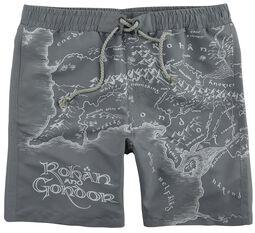 Rohan Gondor Map