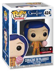 Coraline NYCC 2018 - Coraline in Pajamas Vinyl Figure 424 (figuuri)
