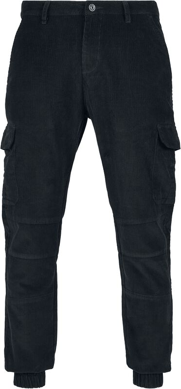 Corduroy Cargo Jogging Pants reisitaskuhousut