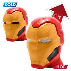 Kannellinen 3D-muki - lämpöön reagoiva