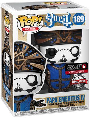 Papa Emeritus IV Vinyl Figur 189