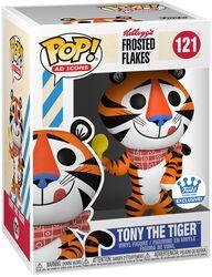 Tony the Tiger (Funko Shop Europe) Vinyl Figure 121 (figuuri)