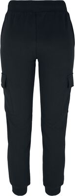 Ladies Cargo Sweat Pants collegehousut