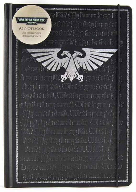 Pledge Notebook