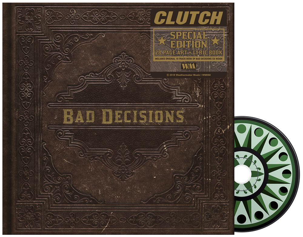 Book of bad decisions